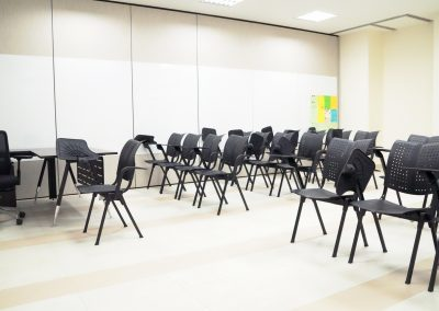Classroom for lessons