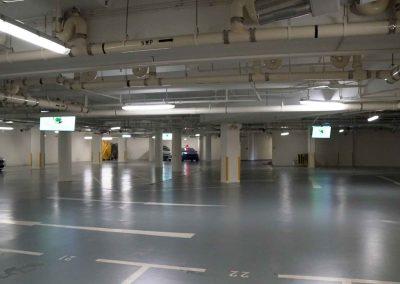 Basement Carpark