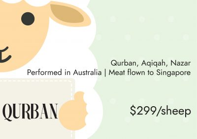 Qurban 1439H