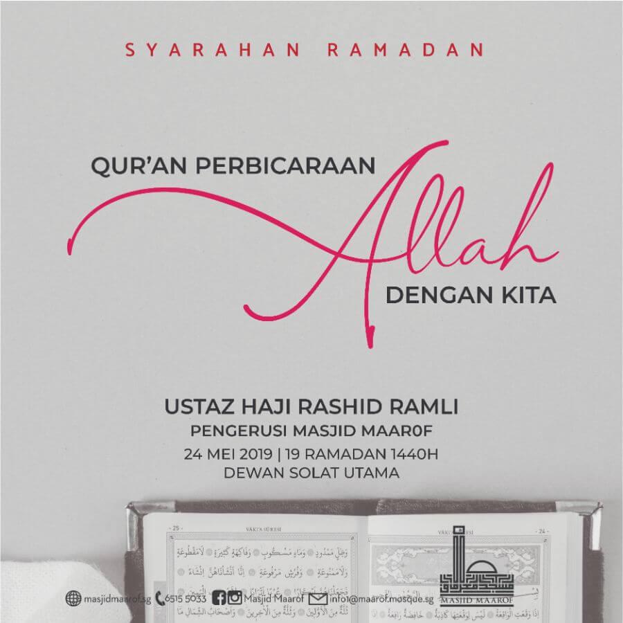 Syarahan Ramadhan 55